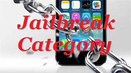 Jailbreak iPhone Category