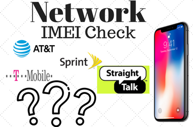 Network iPhone IMEI Check - Which Carrier locks your iPhone?