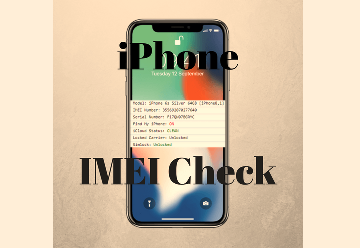 how to check iphone carrier using imei for free