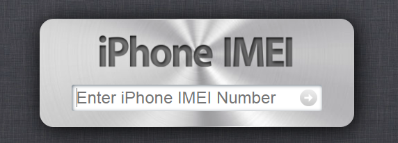 iPhone IMEI Info