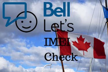 Bell Canada Full IMEI Check Blacklist Status