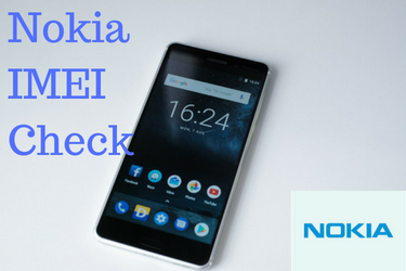 Nokia IMEI Check Online means guaranteed Nokia SIM Unlocking