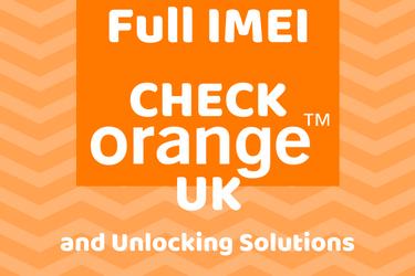 Orange UK Full IMEI Check Sevices (EE, T-Mobile UK)