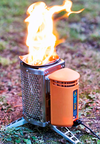 Campfire Portable Emergency Charger