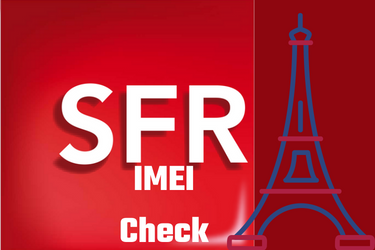 SFR Full IMEI Check vs SFR Blacklist IMEI Check